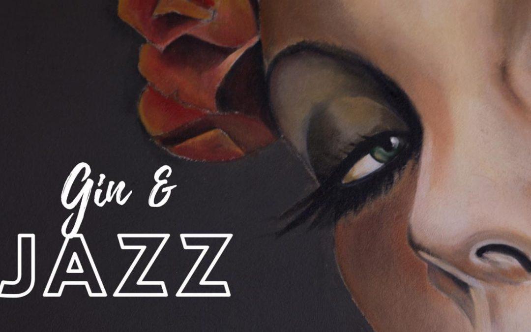 Gin & Jazz 25 April 12pm